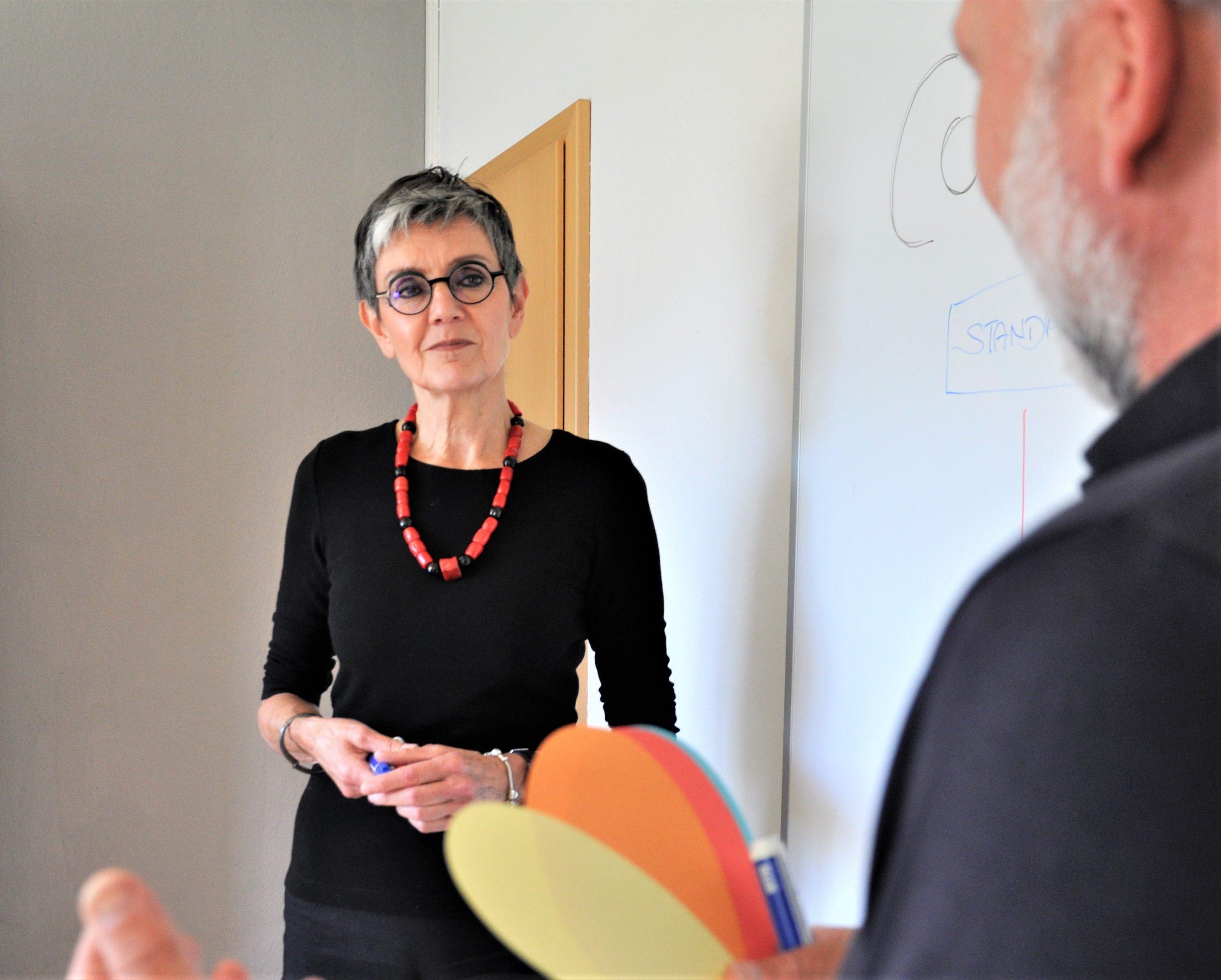 Coaching Anke Wagensonner Egger-Büssing Laufenburg